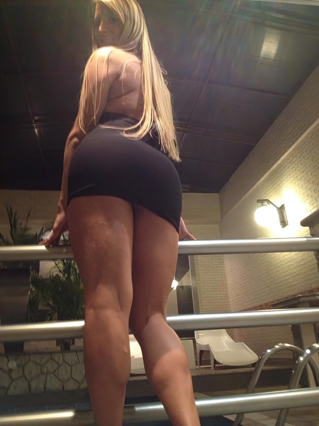 Travesti Rabuda Atraente (2)